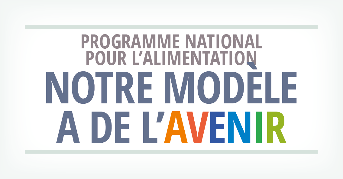 Programme national alimentation