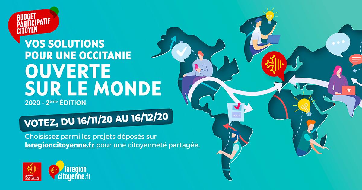 Vos solutions pour une Occitanie ouverte sur le monde – 2ème édition
